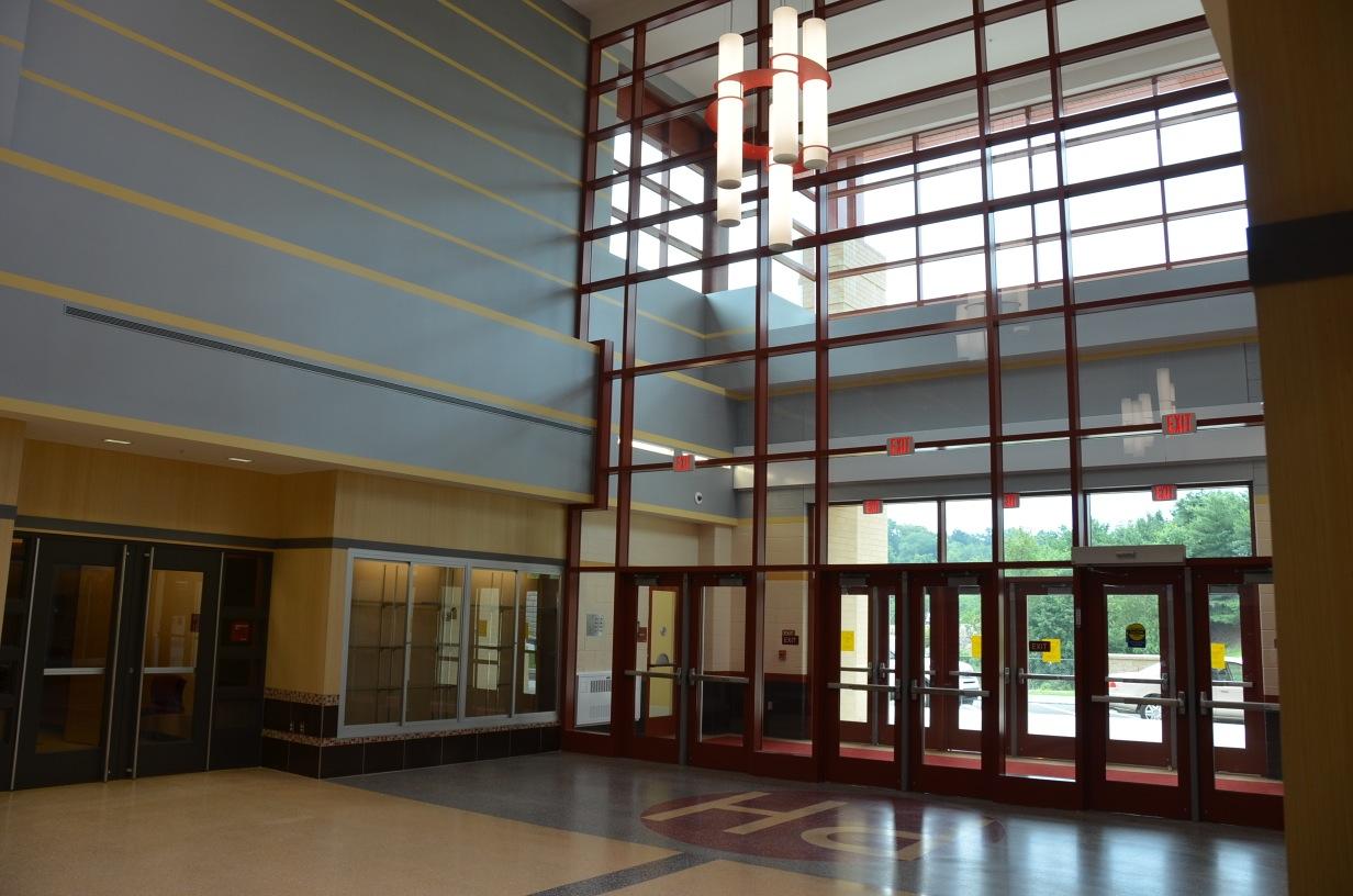 Penn Hills Elementary Lobby